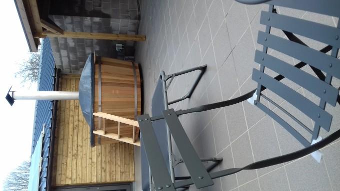 Sauna Pacifico