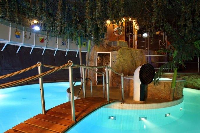 Piscine Privee Paris Hotel