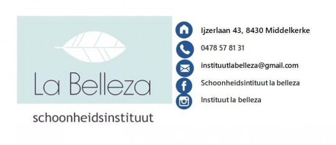 Schoonheidsinstituut La Belleza