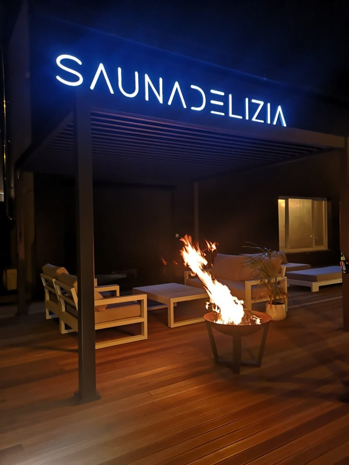 Sauna Delizia