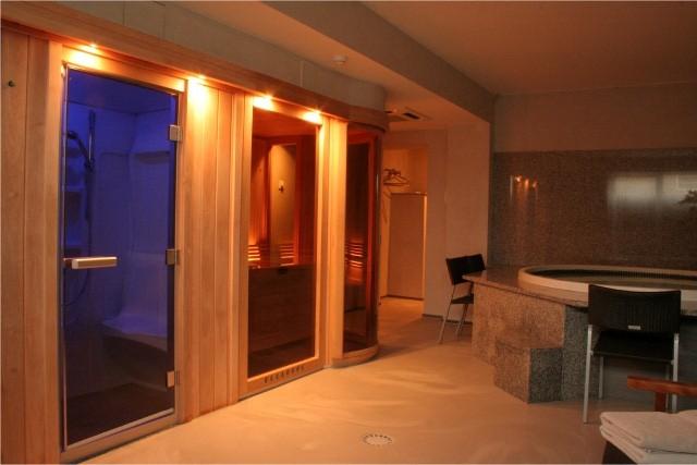 Sauna Alcyon