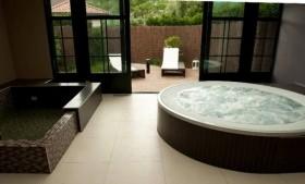 Privé sauna Abiqua