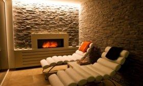 Privé sauna Tulpe Wellness