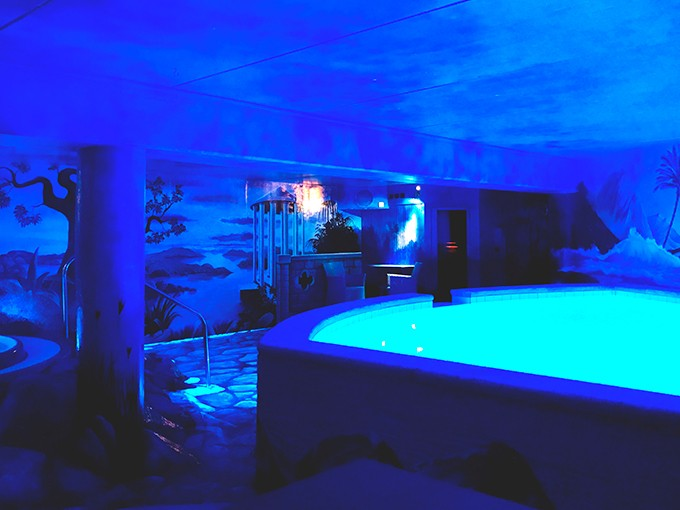Thermae Boetfort privé sauna