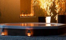 Privé sauna Au Bel Orient