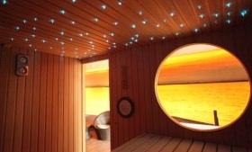 Privé sauna Kajuit 37