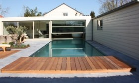 Privé sauna Wellness Mil'eau