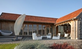 Privé sauna Lyf - Greenhouse