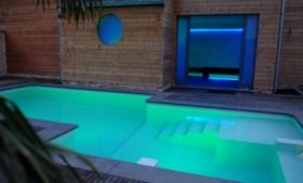 Privé sauna Aqua De Lux