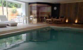 Privé sauna L'eau d'Anvers