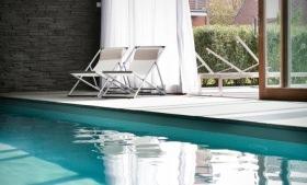 Relaxeren in Water