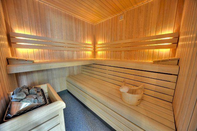 Quadra sauna