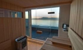 Sea Sauna I & Sea Sauna II