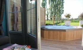 Privé sauna Hoeve La Cascina