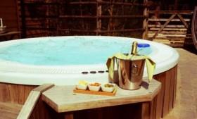 Privé sauna Wellness Ti Sento