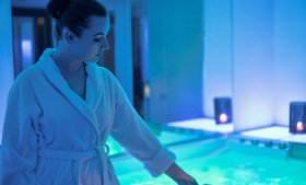 Privé sauna The Wellness Room