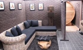 Privé sauna Beauty Wellness Spa