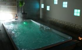 Wellness overnachting Casa Caliente