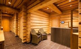 Sauna Tuin der Wellness