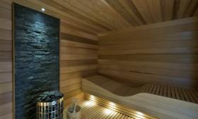 Privé sauna Au Bain Julie