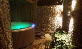 Wellness overnachting Relax Garden