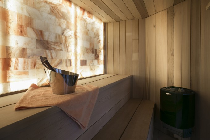 sauna in west vlaanderen