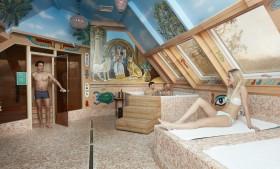Thermae Grimbergen privé sauna