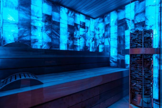 Sauna Lagune