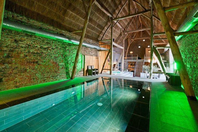 prive sauna limburg overnachting