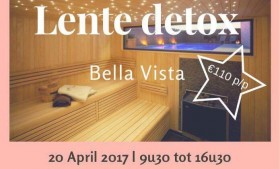 Privé sauna Bellavista