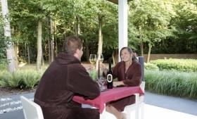 Privé sauna Nooz - iets helemaal anders ?